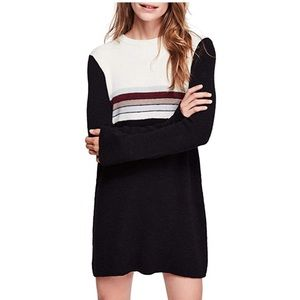 Free People | Color Block Dress